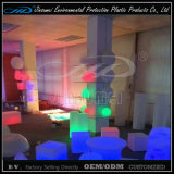 LED 40cm 50cm Cube Lighting Furniture with BV