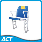 Durable Plastic Stadium Chairs with Armrest (CS-ZZB-LC)