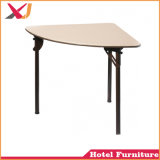 Half-Moon/Rectangle/Round/Square Banquet Table for Restaurant/Wedding