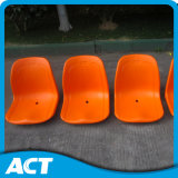 Hot-Selling Plastic Chair with Full Back for Basketball Stadium