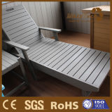 Foshan Poly Styrene Beach Wooden Deck Chairs
