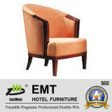 Comfortable Wooden Hotel Chair (EMT-022)