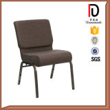 Black Frame Church Chairs with a Rack (BR-J009)