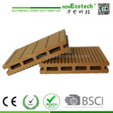 Terrassendielen (CE APPROVED) WPC Outdoor Hollow Decking Wood Plastic Composite Decking (HD100H17)