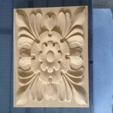 Limestone Flower Marble Sculpture Tile for Building Wall Decoration