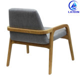 Modern Furniture Metal Wood Like Dining Chair to Sale