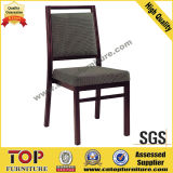 Classy Hotel Restaurant Metal Dining Chairs