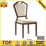 Modern Leather Hotel Furniture Dining Chair for Restaurant