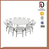 Light Weight Aluminium Metal Frame Plastic Chair for Party and Wedding (BR-P010)