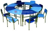 Nursery School Furniture Kids Round Table with Chairs Sf-01k
