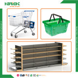Customizing Store Fixtures and Hypermarket Shelving