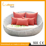 PE Rattan Lounge Beach Chairs Garden Outdoor Furniture Terrace Lying Sunbed Patio Wicker Daybed