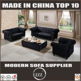 Hotel Furniture Tufted Upholstered Fabric Sofa