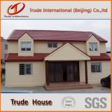 Customized Fast Installation Modular Building/Mobile/Prefab/Prefabricated Two Floor Family Living House