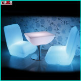 LED Bar Tables and Chairs LED Lighting Bar Chair