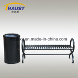 Economic Outdoor Wrought Iron Bench, Antique Cast Iron Park Chair