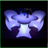 LED Party Furniture LED Table for Restaurant LED Party Furniture