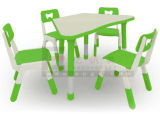 Plastic Kids Table Chair