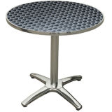 Patio Aluminum Round Table (DT-06164R)