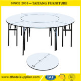 New Style Banquet Table Factory Price Wooden Folding Used