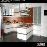 Welbom Island Style E0 Standard Classic Solid Wood Kitchen Cabinet
