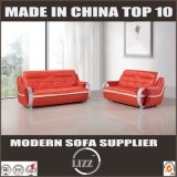 New Design Modern Wooden Sofa with Cushion