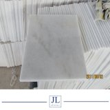 Natural Stone Chinese Polished Guangxi/Bianco Carrara White Marble for Slabs, Tile Countertop Interior Decoration Marble Price