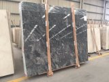 Polished Natural White / Black / Green / Grey Stone Marble for Floor Ocean Star