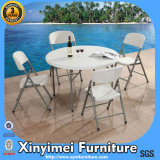Hot Sale White Plastic Folding Chairs for Wedding, Cheap Outdoor Plastic Used Metal Folding Chair for Sale
